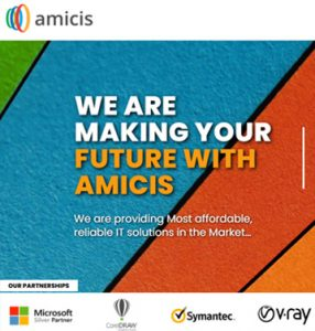 Amicis Holdings