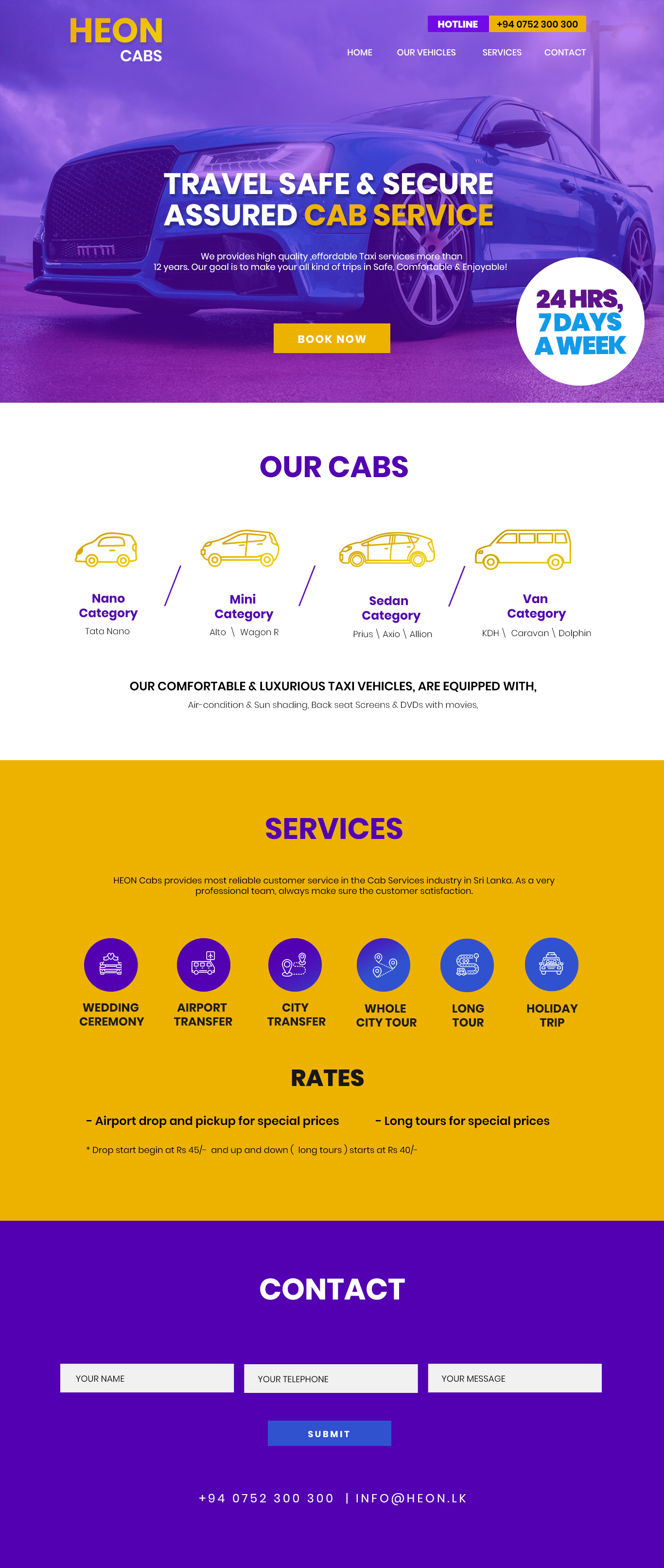 Heon Cabs
